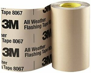 3m 64240 1 All Weather Flashing Tape 8067 12 X 75 Slit Liner