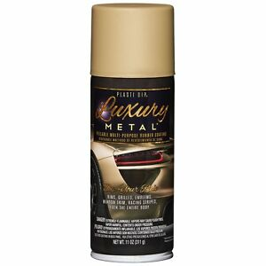 Performix Plasti Dip 11358 Luxury Rubber Coating Lime Gold Metallic 6 Cans