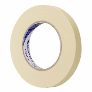 3m 06543 Highland 2727 2 Automotive Refinish Masking Tape 6 Rolls