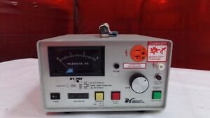 Associated Research Ac Hypot And Ground Continuity Test Set Model 4040ar