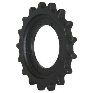 Prowler Case Tr310 Drive Sprocket Part Number Ca963 8 Hole