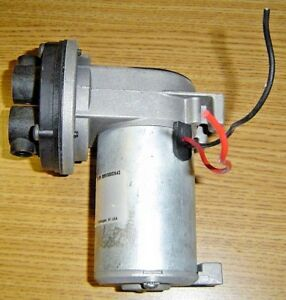 Thomas Pump 007bdc191 12v Dc 3 4a Compressor Vacuum Air Pump