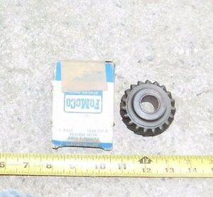 Nos Reverse Idler Gear 1960 Ford Cars 223 292 3 Speed Transmissions 60 New Oem