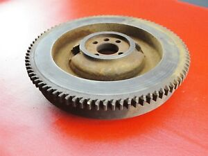 Farmall Cub Lo Boy Tractor Flywheel Ring Gear 251271r1 251270r2