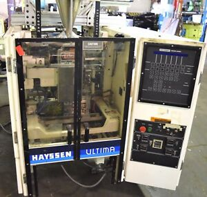 Hayssen ultima 8 12hpr Vert Bag Form fill sealer
