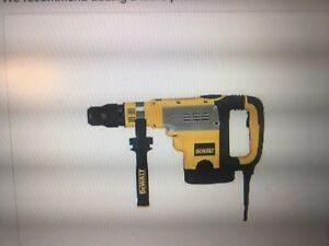 1 7 8 Sds Max Hammer Drill Rated 1 7 8 Solid Bit Capacity