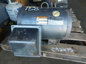 Lincoln Ultimate E1 Industrial Electric Motor 30 Hp 286t Frame 230 460 Volts
