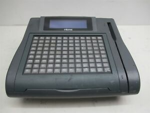 Micros Keyboard Workstation 4 Credit Card Point Of Sale Pos Terminal 400700 001