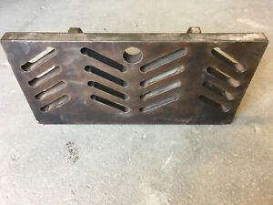 Used 23 X 12 Angle Plate Steel Workholding Machining Cnc Fixture Tombstone