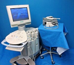 Siemens Sonoline Antares Ver 3 5 Ultrasound Tested By Certified Ultrasound Tech