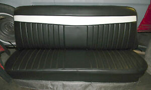 60 61 62 63 64 65 66 V Bar Chevy Truck Upholstery Bench Seat Cover