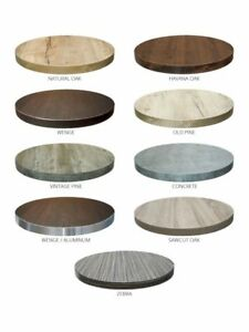 Commercial Use Indoor Table Top Finishes For Restaurant cafe hospitality