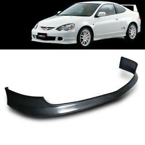 Tr Poly Urethane Front Bumper Lip Spoiler Body Kit For 02 04 Acura Rsx