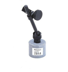 Brand New Mitutoyo 7014 Mini Magnetic Stand For Dial Test Indicators