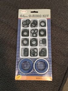 Rubber O ring Lot Sealed 11 Packs
