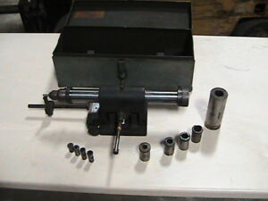 Weldon End Mill Sharpening Fixture