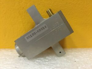 Hp Agilent 85100 60014 wr 15 50 To 75 Ghz Waveguide Assy For 83557a Etc