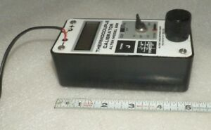 Thermo Couple Calibrater Lite Use With Markings Altek 222 Thermo Couple Calibr