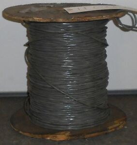 New Copper Wire 18 Awg 2 Cond Shielded 11026mo