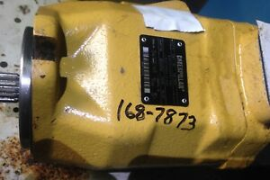Caterpillar Hydraulic Pump 924g Loader 168 7873 used Good Shipping Available
