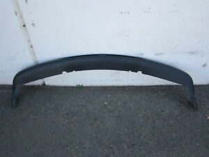 Nn710355 Chevy Silverado 1999 2000 2001 2002 Front Bumper Lower Filler Moulding