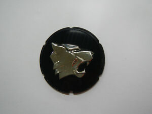 1962 1963 1964 Buick Wildcat Exterior Sail Panel Emblem Wildcat Head 1 63 64