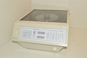 Shandon Cytospin 3 With 12 place Rotor Cytocentrifuge Centrifuge W warranty