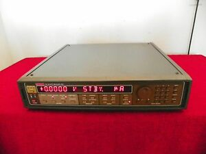 Keithley 236 Source Measure Unit W 2 Of 7078 trx 5 237 alg 2