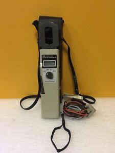Yokogawa Yew 2433 02 200 600 Vrms Clamp on Ac Power Meter Leads Tested