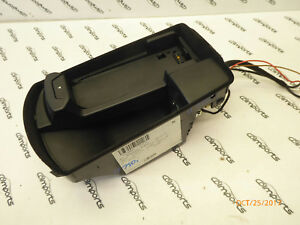 Bmw F01 750i 740i Phone Charger Holder Adapter Center Console 09 15 51169157022