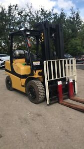 Forklift Located In Miami Florida