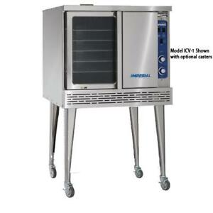 Imperial Icve 1 Electric Single Deck Convection Oven