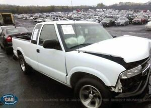 2001 Chevrolet S 10 Pickup Automatic Transmission Only 277330