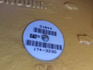 Caterpillar 1743230 Filter Housing Group