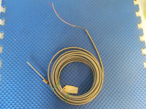 New Universal Dynamics Thermocouple 11277 Tip 6 Lead 30 Type J L18 1 Free Ship