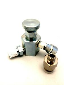 Pressure Relief Drain Valve Aftermarket 222198 222 198 For Graco Gm5000 Gm3500