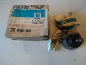 Nos 1971 71 Chevy Van G10 G20 Upper Ball Joint Oem Gm 3974319 Hot Rod Sk