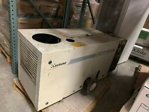 Oerlikon Leybold Screwline Sp630 F Dry Compression Vacuum Pump 2 Available