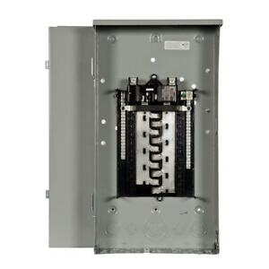 Main Breaker Load Center Outdoor Electrical Panel 20 space 200 Amp 40 circuit