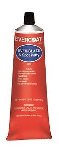 Evercoat 403 Red Spot Putty Amp Glazing Putty Tube Lacquer 16 Oz Evercoat 403