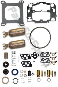 Edelbrock Carb Rebuild Kit 1405 1406 1407 500 600 650 750 Carter Plus Floats