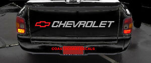 Chevrolet 454ss Decal 454ss 90 91 Tailgate Stepside Bed