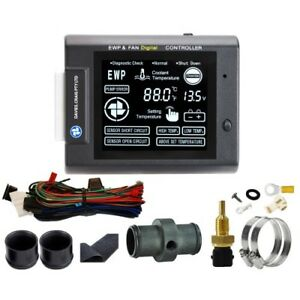 Davies Craig 8001 Lcd Controller For Electric Water Pump Fans