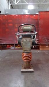 Multiquip Mikasa Jumping Jack Tamping Rammer Mt 74f