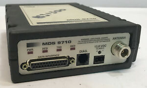 Ge Mds 9710 Mds9710 Data System Dsp High Performance Data Transceiver