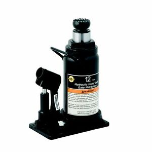Omega 12 Ton Hyd In line Bottle Jack 10120