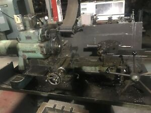 Warner Swasey No 4 Turret Lathe