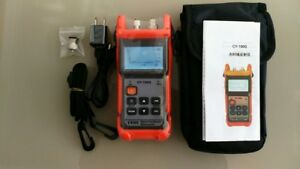 Professional English Version Optical Time Domain Reflectometer