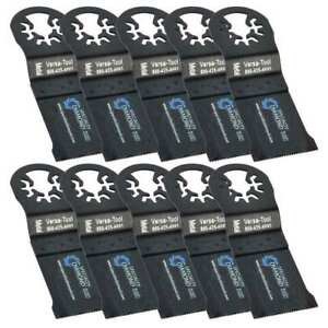 35mm Bi metal Multi tool Saw Blades 10 pk Fits Fein Multimaster Dremel Bosch