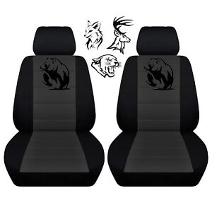 Fits 2009 To 2011 Dodge Ram Hunting Seat Covers Choose Your Game